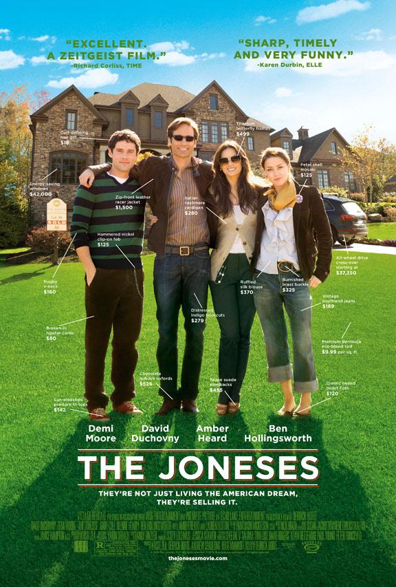 The Joneses Poster #1