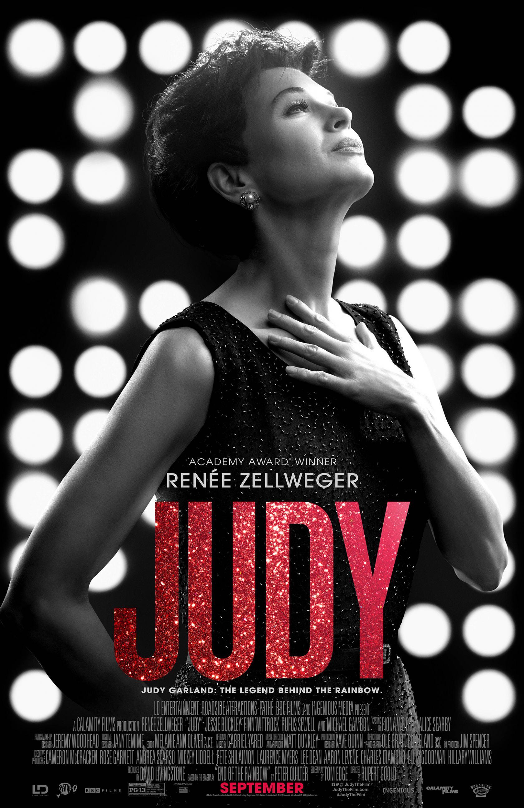 Judy Poster #2