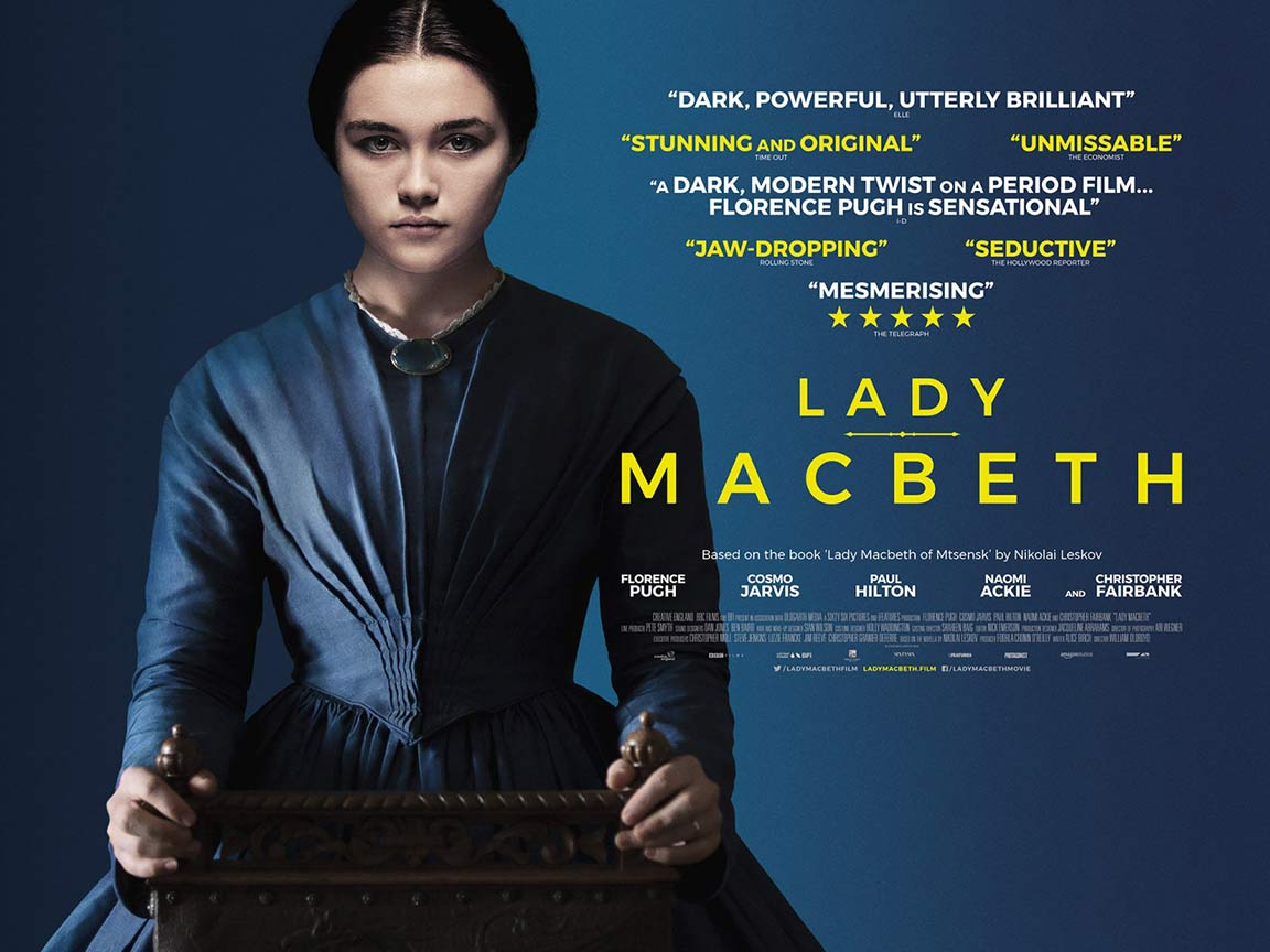Lady Macbeth Poster #2