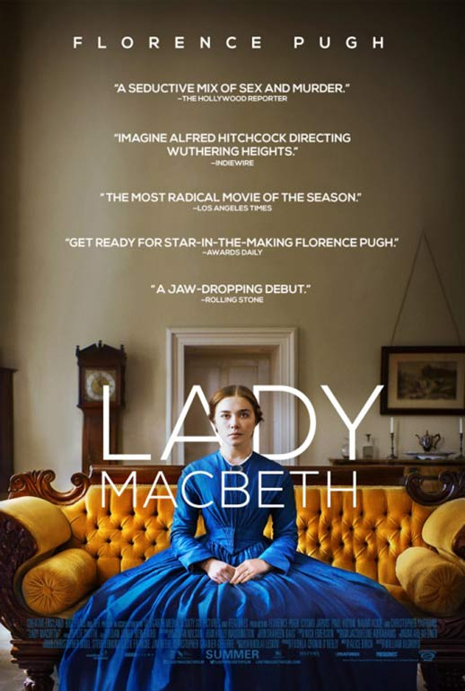 Lady Macbeth Poster #3