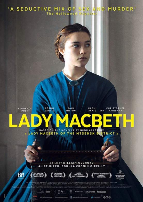 Lady Macbeth Poster #1