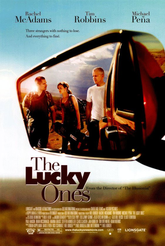 The Lucky Ones Poster #1