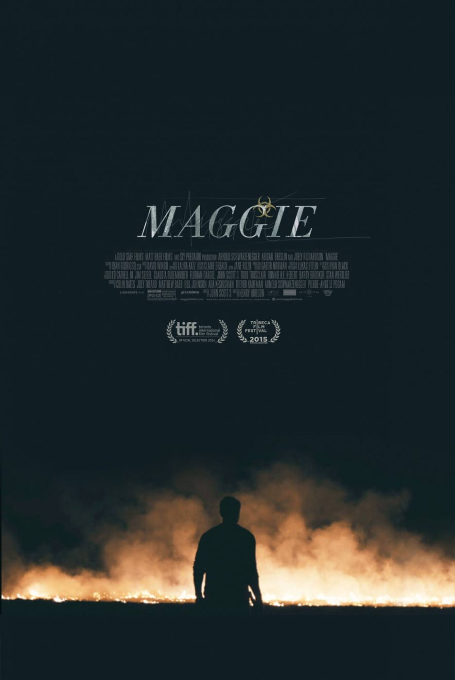 Maggie Poster #2