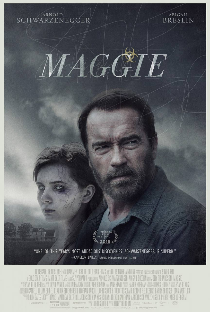 Maggie Poster #1