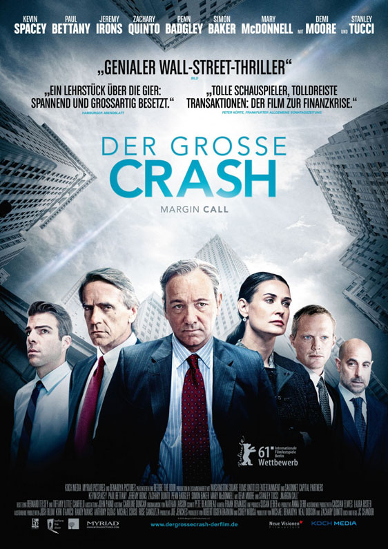 Margin Call Poster #2