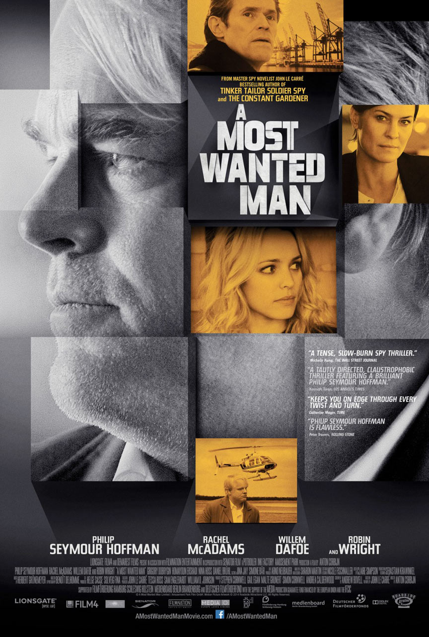 A Most Wanted Man Poster #1