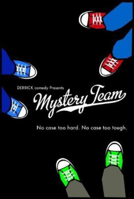 Mystery Team Poster #1