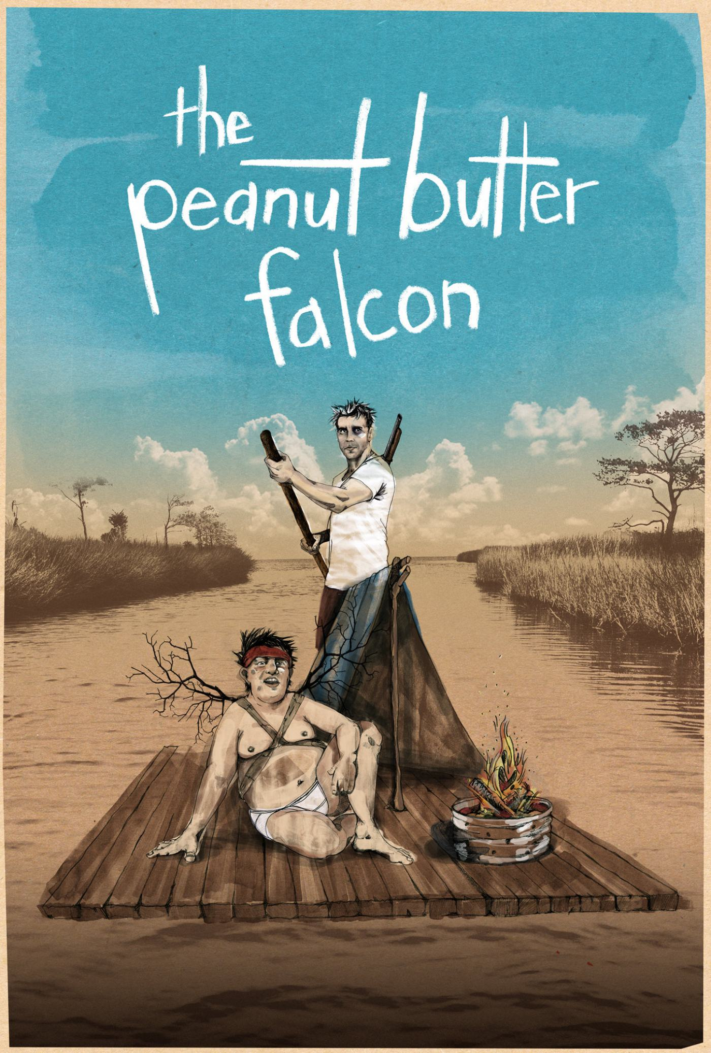 The Peanut Butter Falcon Poster #1