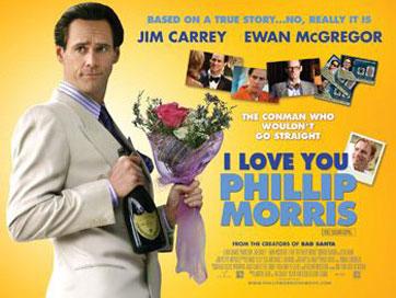 I Love You Phillip Morris Poster #5