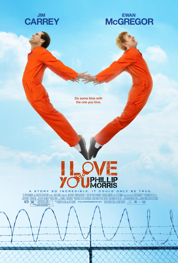 I Love You Phillip Morris Poster #1
