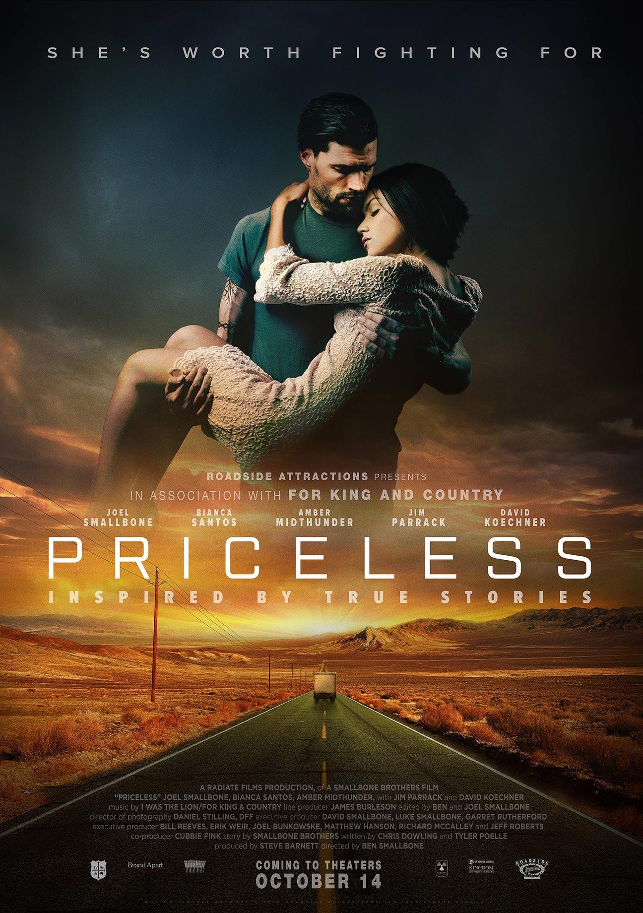 Priceless Poster #1