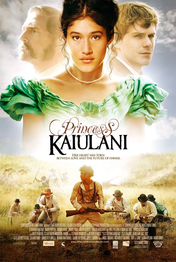 Princess Kaiulani Poster #2