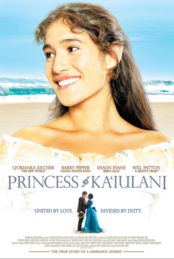 Princess Kaiulani Poster #1