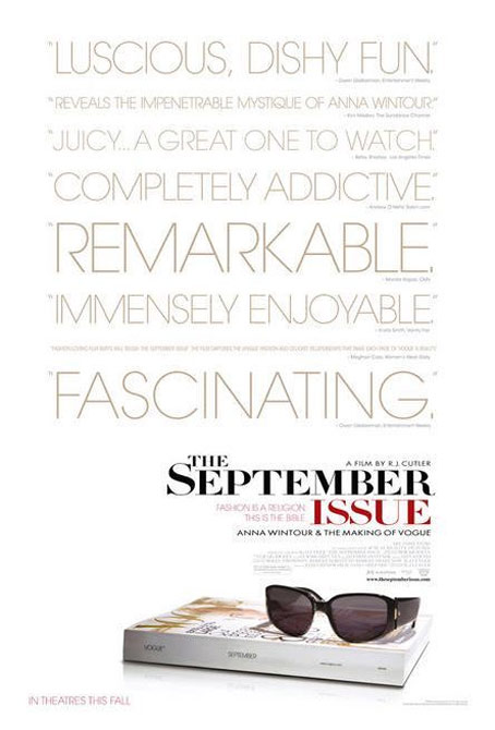 The September Issue Poster #2