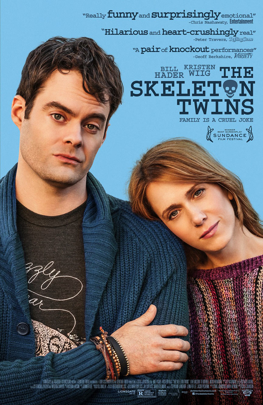 The Skeleton Twins Poster #1
