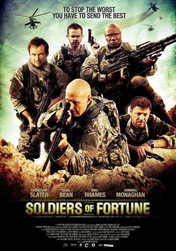 Soldiers of Fortune Poster #3