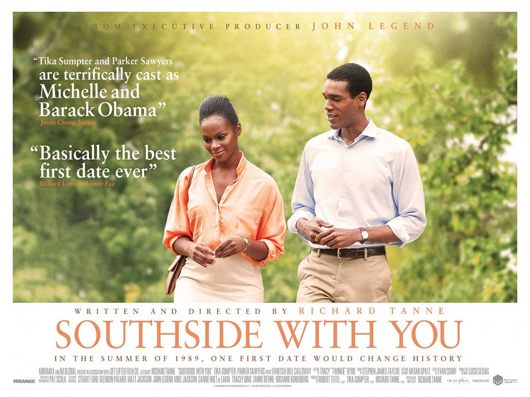 Southside With You Poster #2