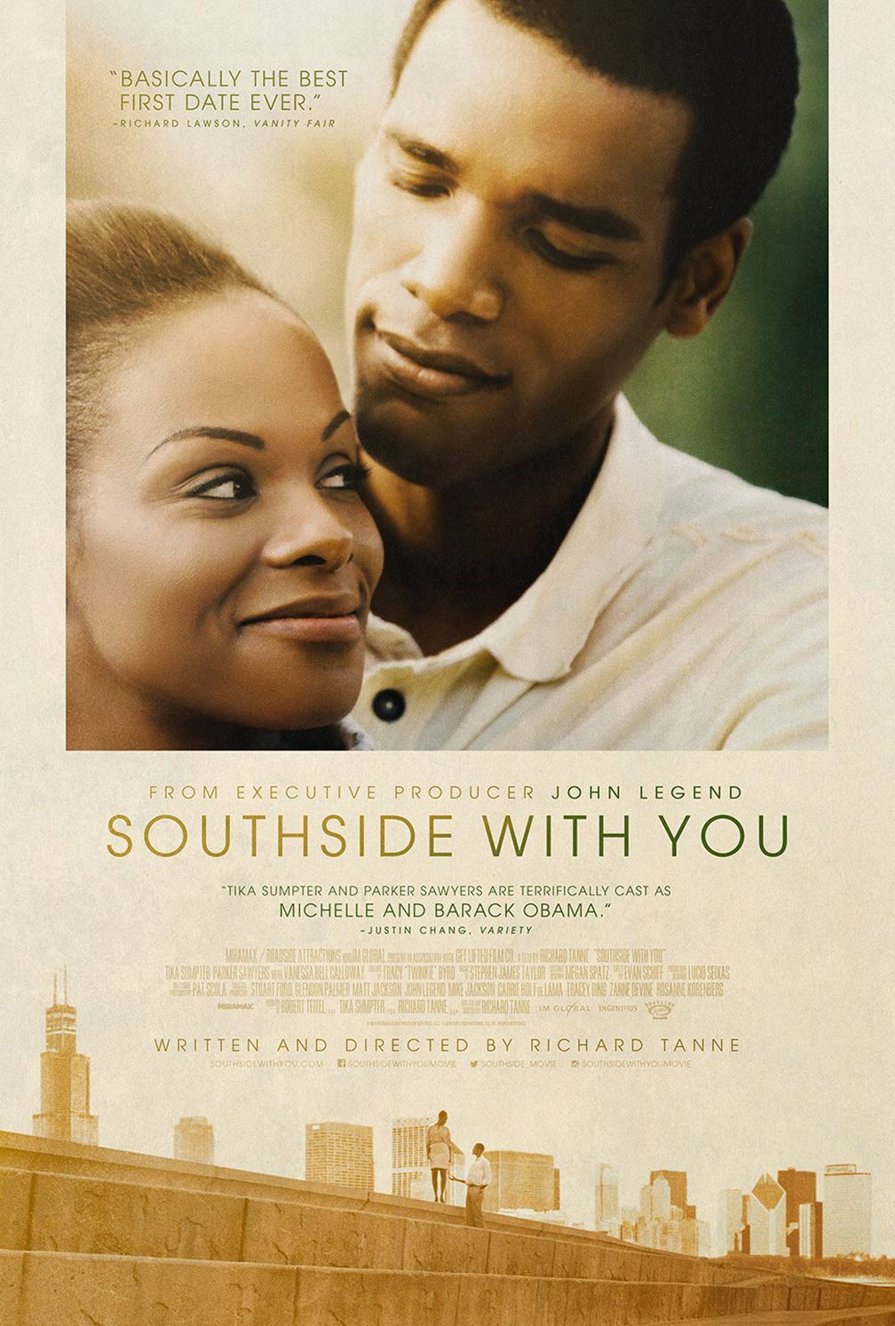 Southside With You Poster #1