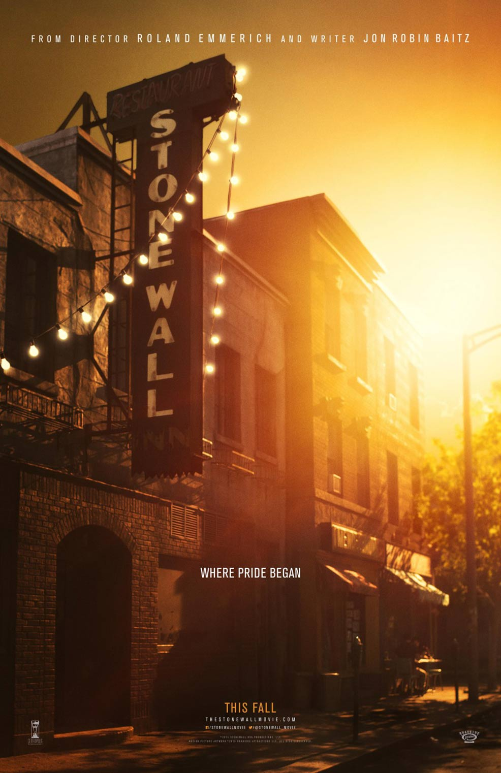 Stonewall Poster #1