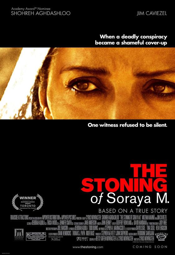 The Stoning of Soraya M. Poster #1