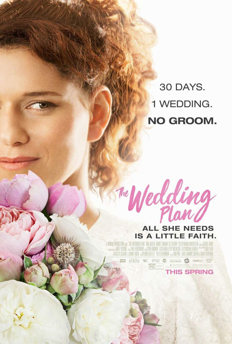 The Wedding Plan Poster #1