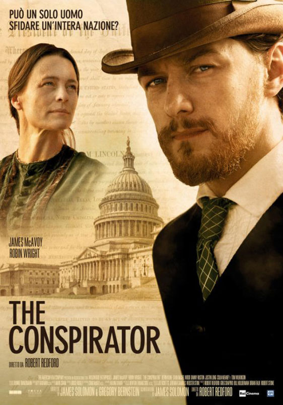 The Conspirator Poster #4