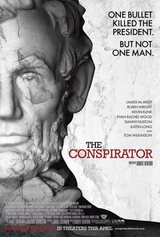 The Conspirator Poster #1