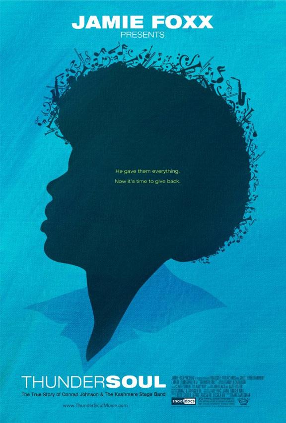 Thunder Soul Poster #1
