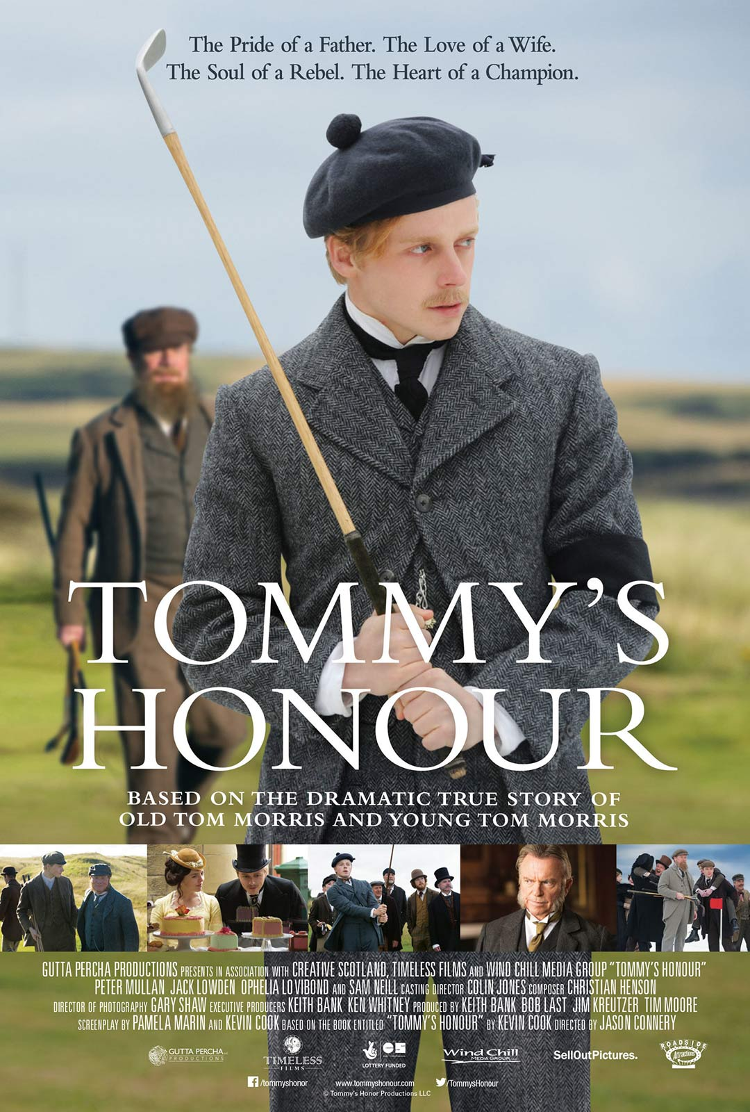 Tommy's Honour Poster #1