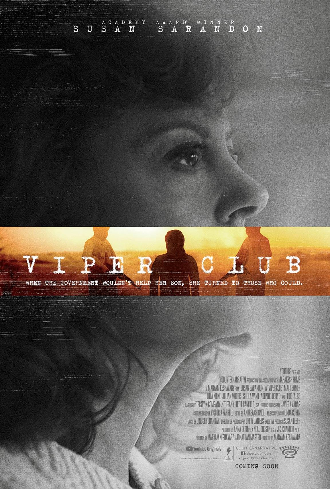Viper Club Poster #1