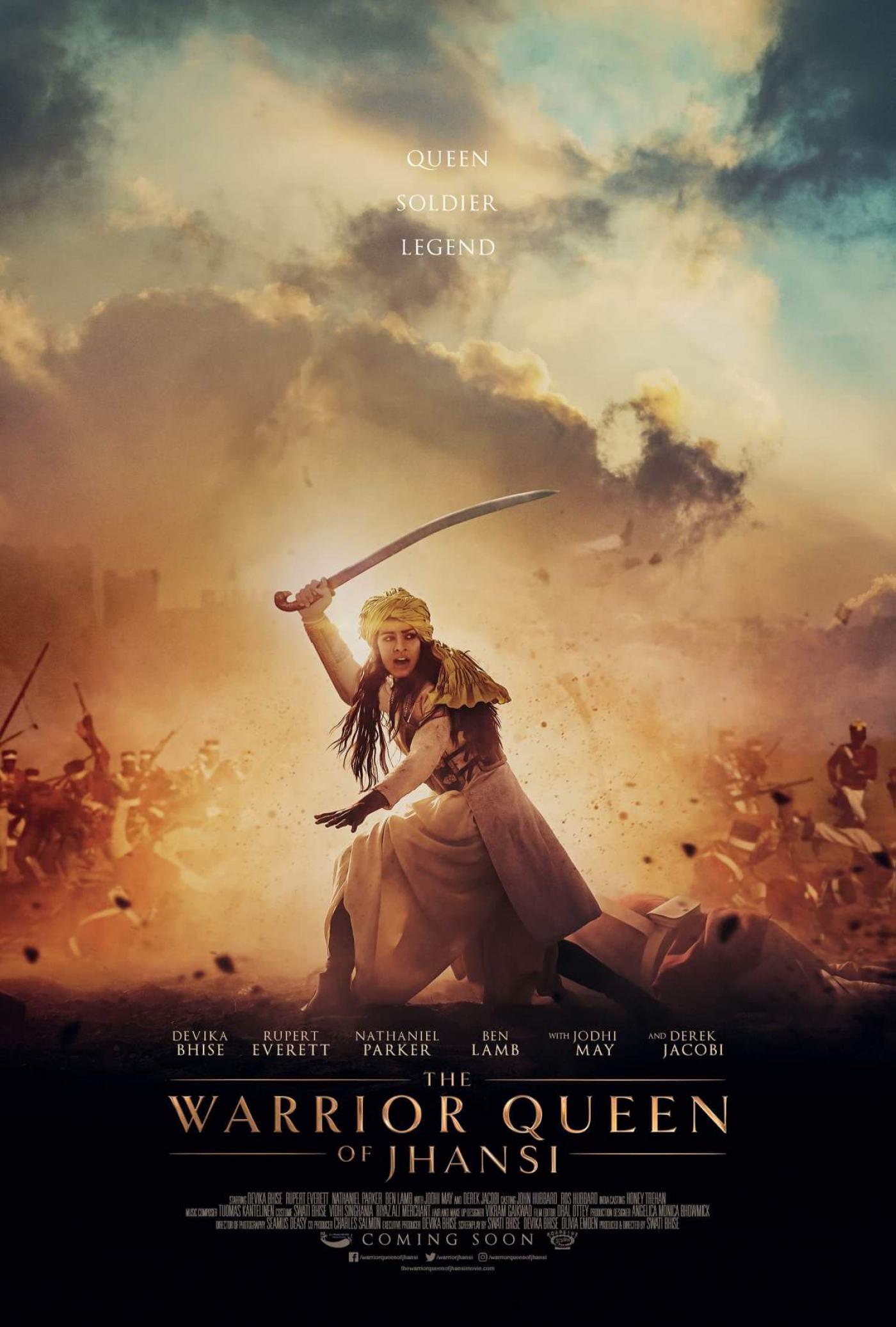 The Warrior Queen of Jhansi Poster #1