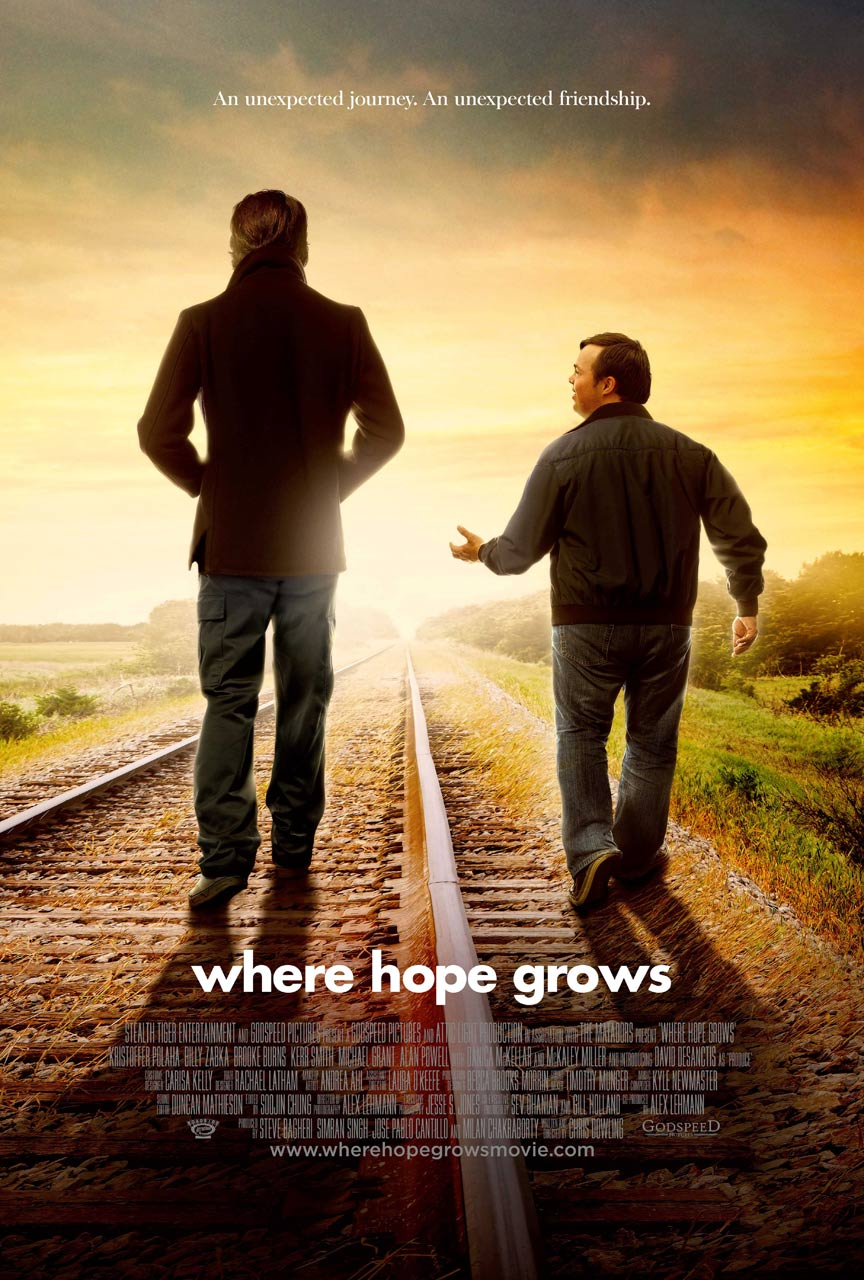 Where Hope Grows Poster #1