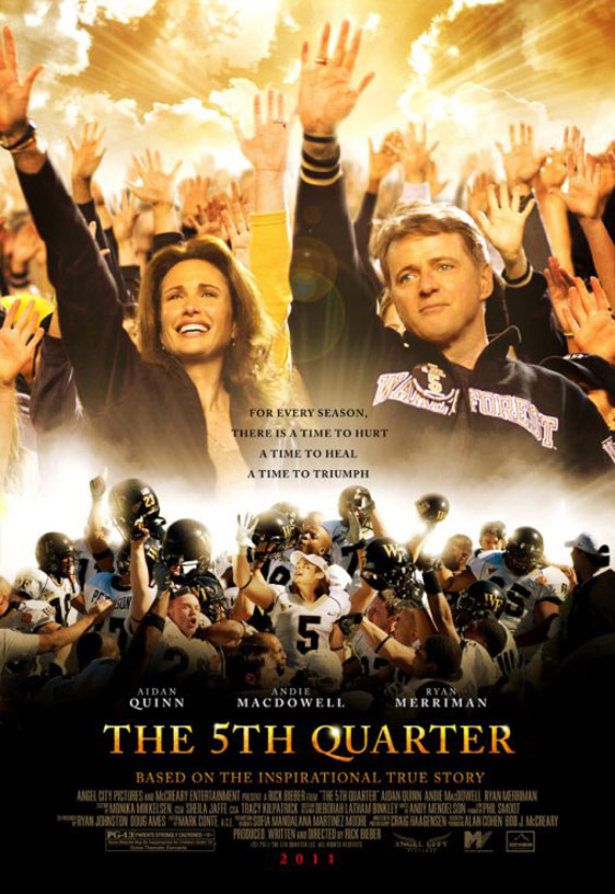 The 5th Quarter Poster #2