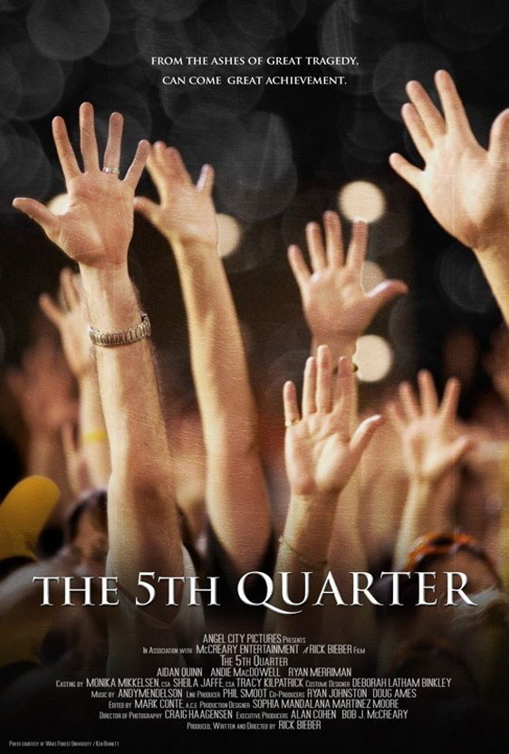 The 5th Quarter Poster #1