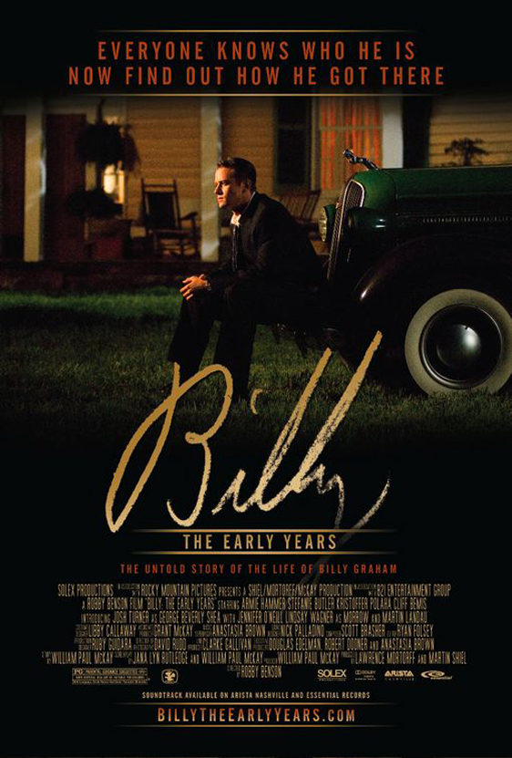 Billy: The Early Years Poster #1