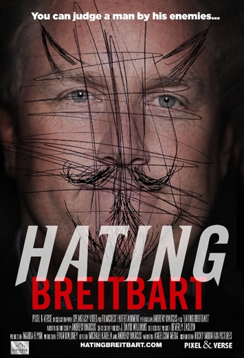 Hating Breitbart Poster #1