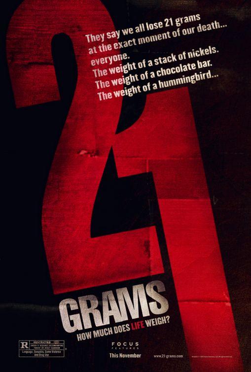 21 Grams Poster #1