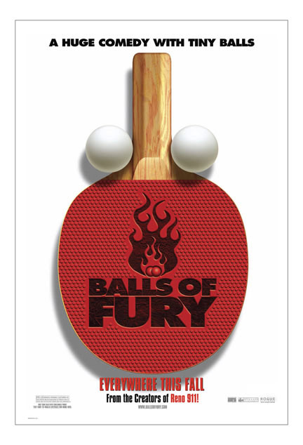 Balls of Fury Poster #1