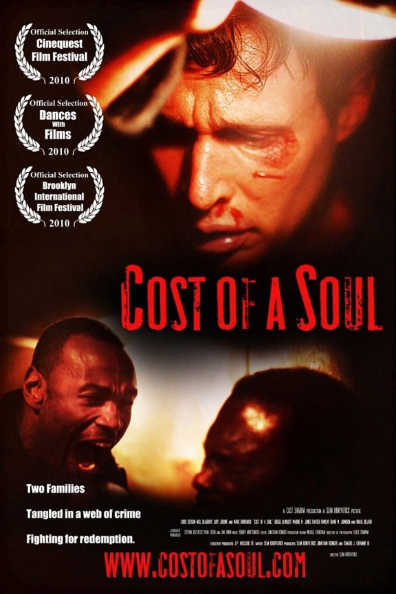 Cost of a Soul Poster #2