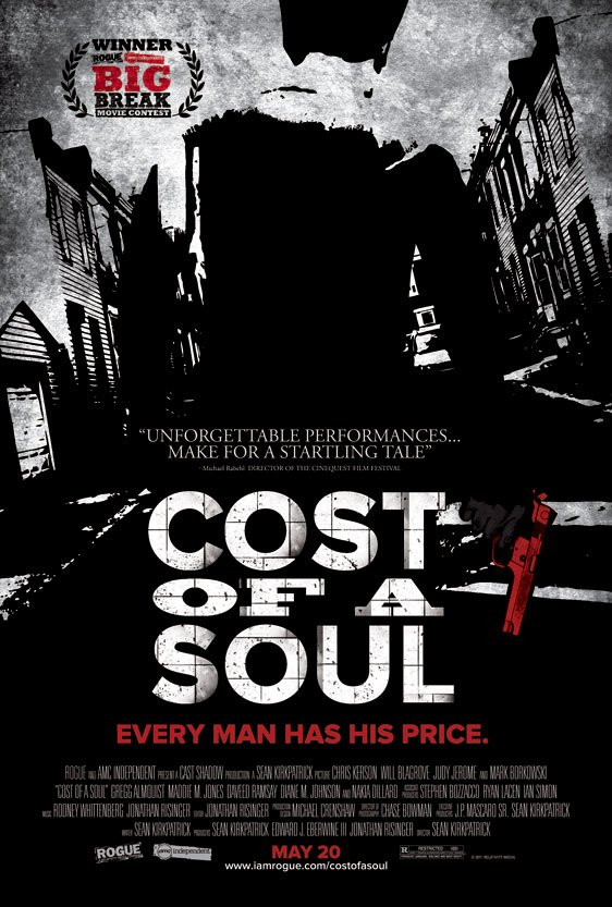 Cost of a Soul Poster #1