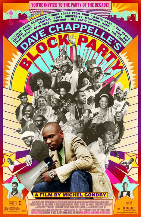 Dave Chappelle's Block Party Poster #1