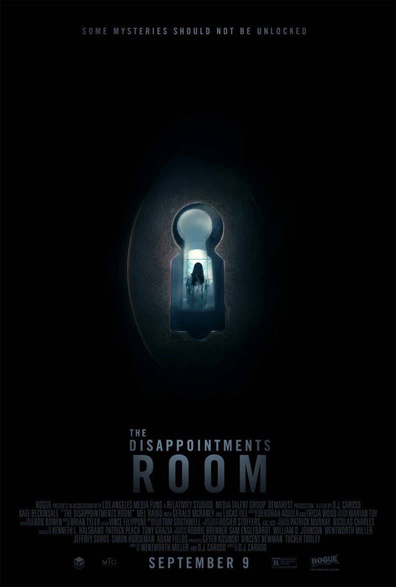The Disappointments Room Poster #1