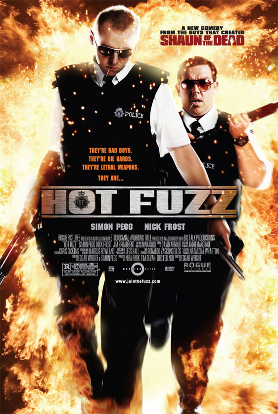 Hot Fuzz Poster #5