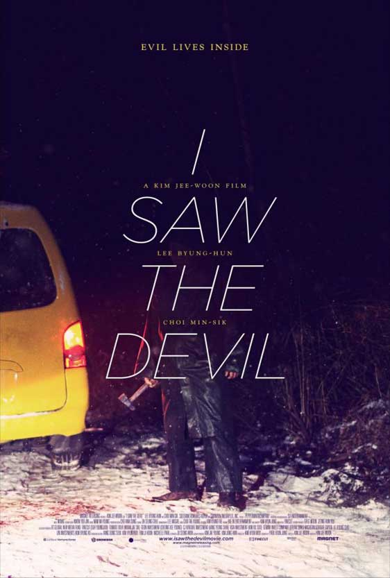 I Saw the Devil Poster #4