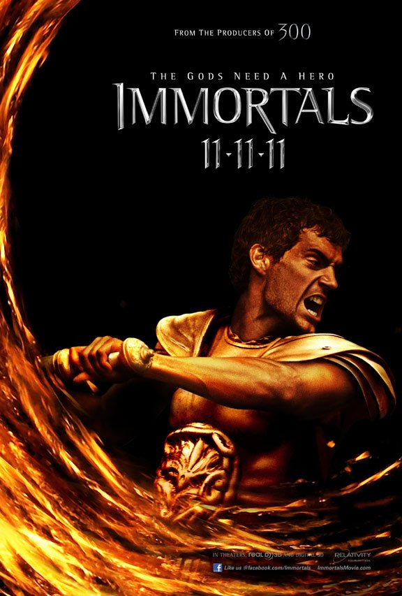 Immortals Poster #6