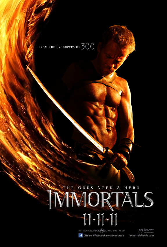 Immortals Poster #7