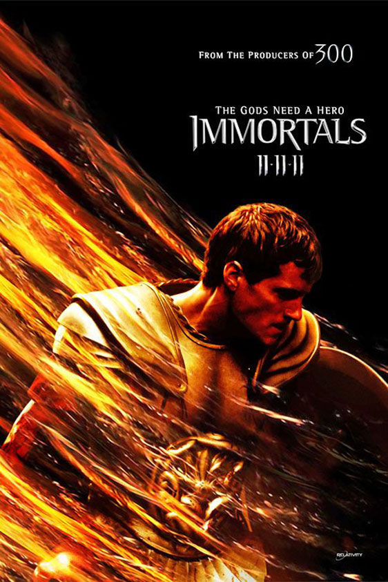 Immortals Poster #1