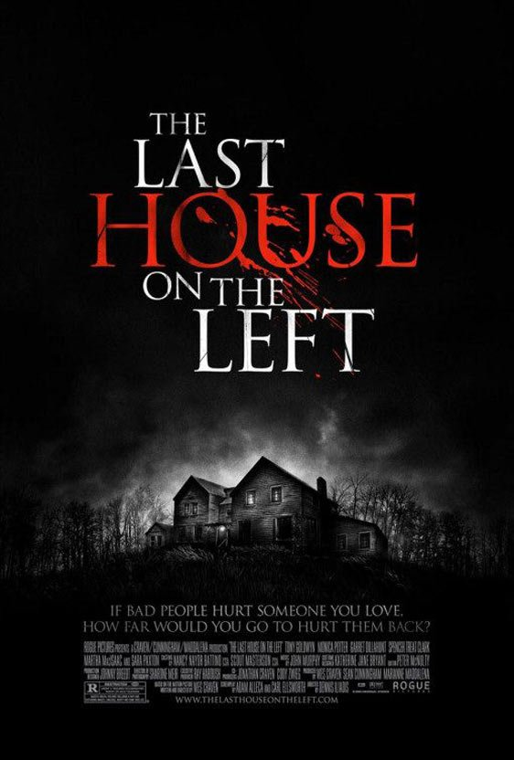 The Last House on the Left Poster #1