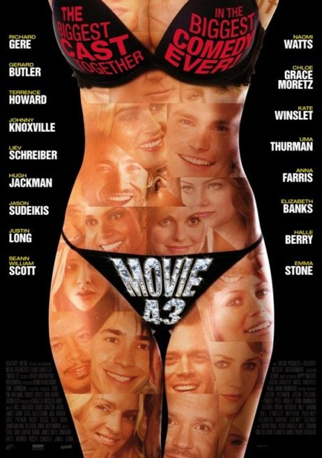 Movie 43 Poster #2