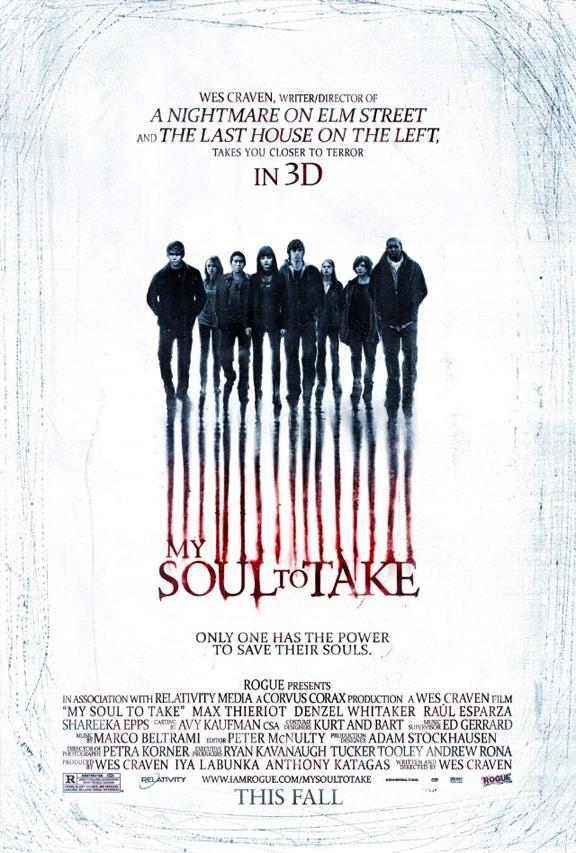 My Soul to Take Poster #1